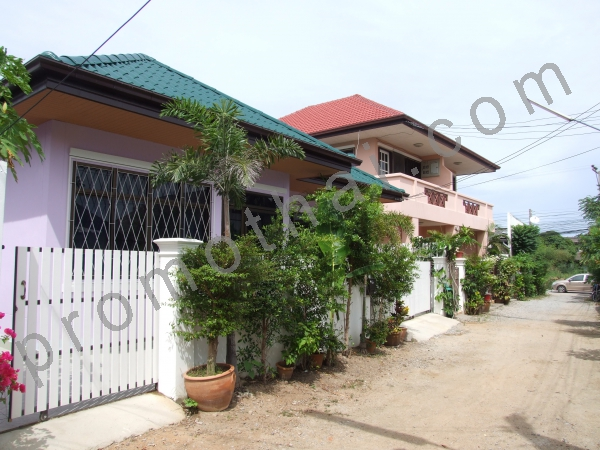 Location Central Hua Hin