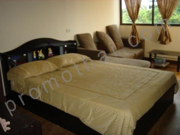 Myynti Vuokra Pattaya Pratamnak Hill
