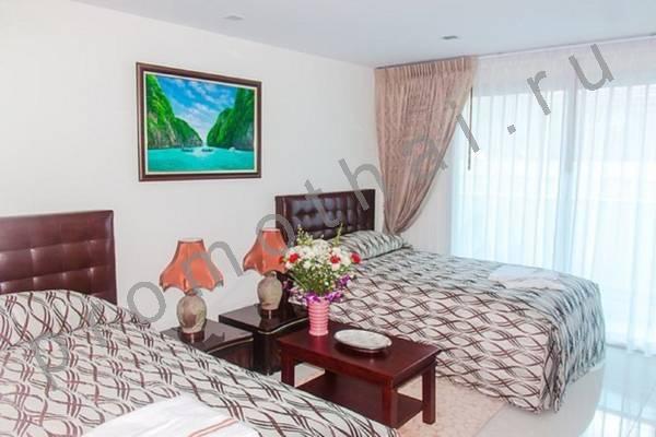 Salg Pattaya Pratamnak Hill