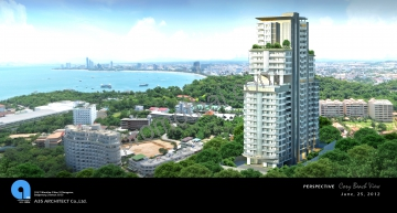 Cosy Beach View Condo 賃貸