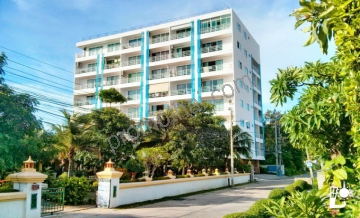 Jomtien Beach Mountain Condo 5 Location