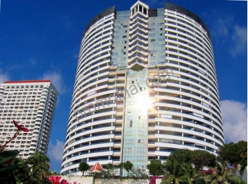 Jomtien Plaza Condotel Location