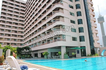 Khiang Talay Condominium Location