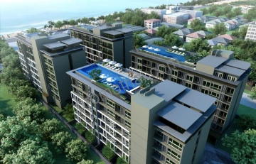 The Gallery Condominium 임대