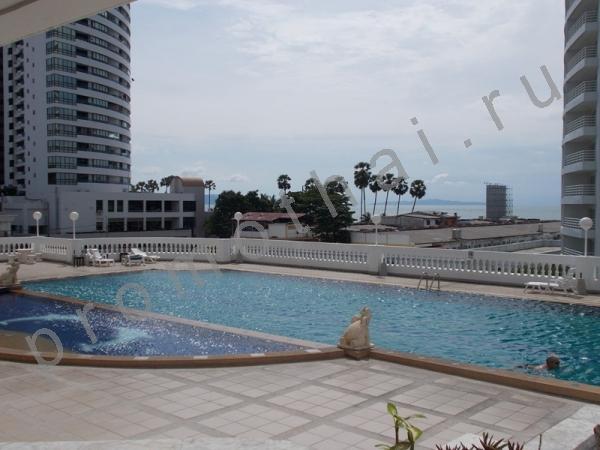 För uthyrning Pattaya Jomtien