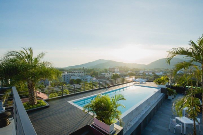 Condo Chalong Phuket 30 sqm  for Rent - 15 000 baht/month
