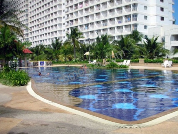 Jomtien Beach Condominium Location