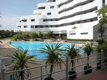 Jomtien Beach Paradise Condominium Rentals