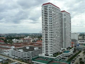 Jomtien Complex Condotel Rentals